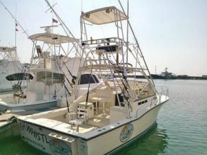 carolina classic quepos fishing