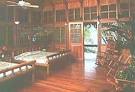 Aguila hotel in Costa Rica's South Pacific