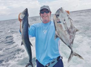 Set your sights on a new record with Bobby McGruinness on the Cazador out of Golfito Costa Rica
