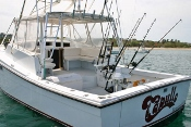 Capullo Tamarindo fishing North Pacific