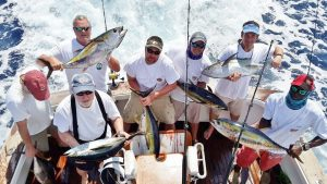 costa rica fishing charter fun