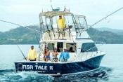 Fish Tale II Papagayo fishing