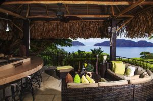 Relax outside and enjoy the stunning views