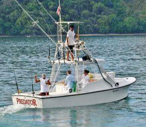 los suenos fishing charter boat