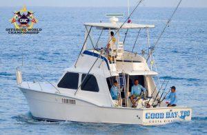 Los Suenos fishing charter