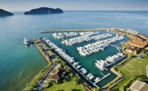 Los Suenos Marina sportfishing capital of costa rica.