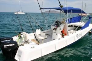 Costa Rica nearshore fishing