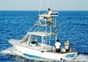 Outcast Tamarindo fishing charter