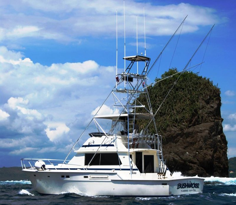 30 years planning costa rica fishing charters for Costa rica fishing packages